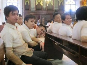Sandel, Erwin, Jowell, Vhance and JV