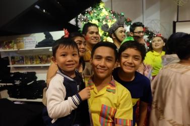 My Tito Vic as Pepito and Kuya Noel as Popoy/Jepoy