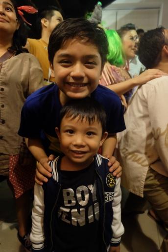 Kuya Noel Comia Jr as Popoy/Jepoy