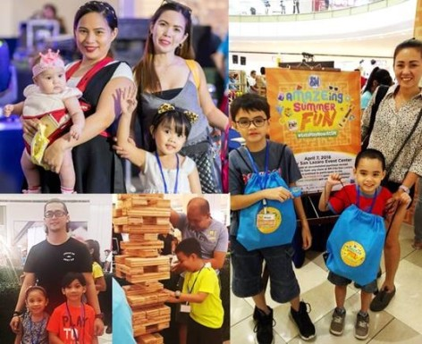 Perfect time for parents to bond with kids