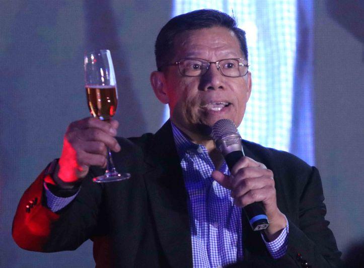 President and CEO Ramon F. Garcia