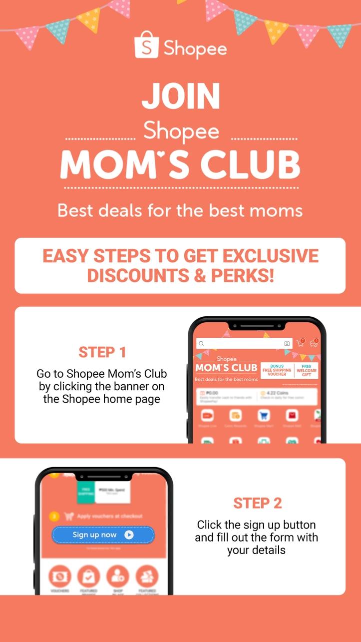 Shopee Mom's Club IGS