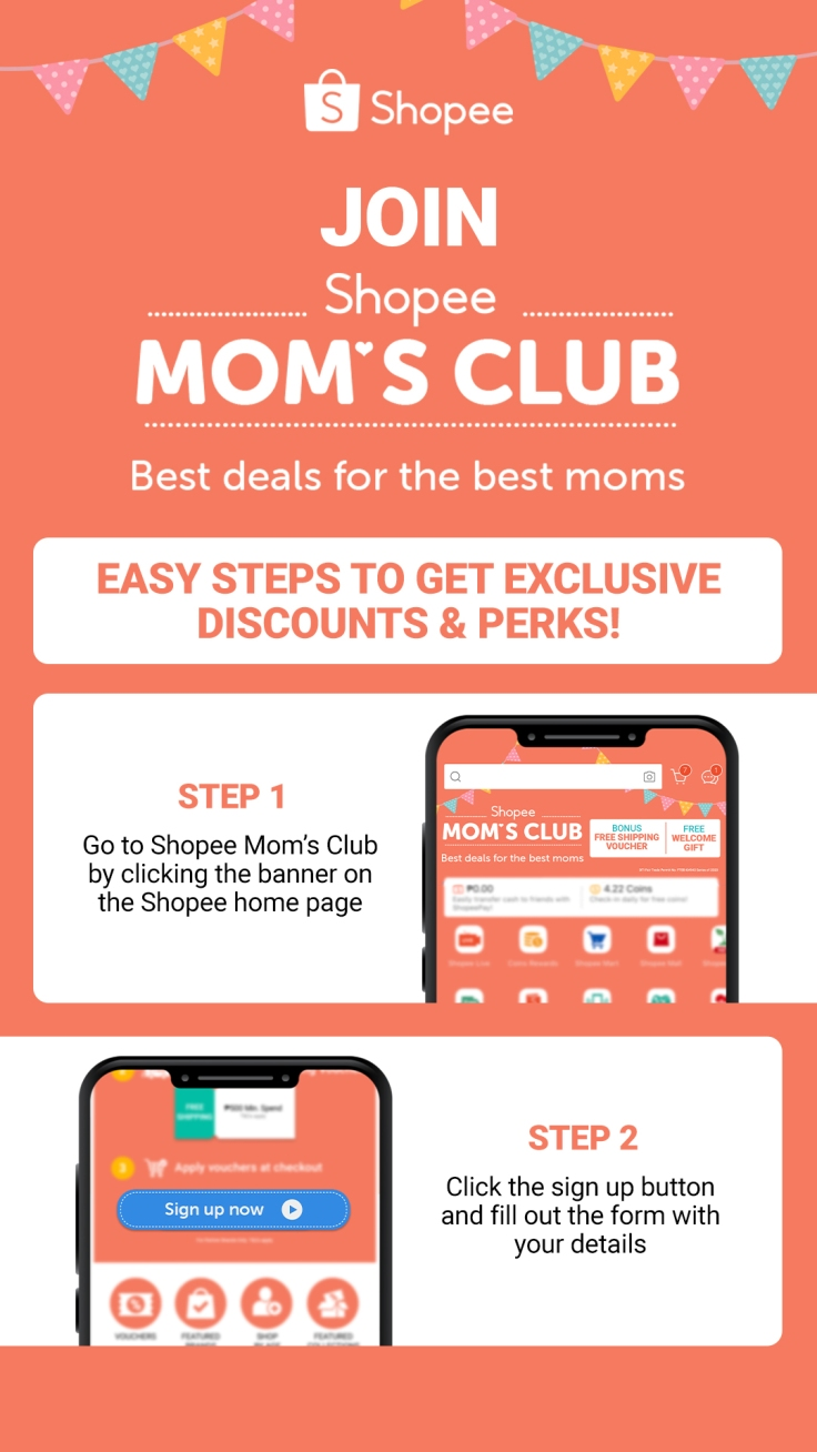 Shopee Mom's Club IGS