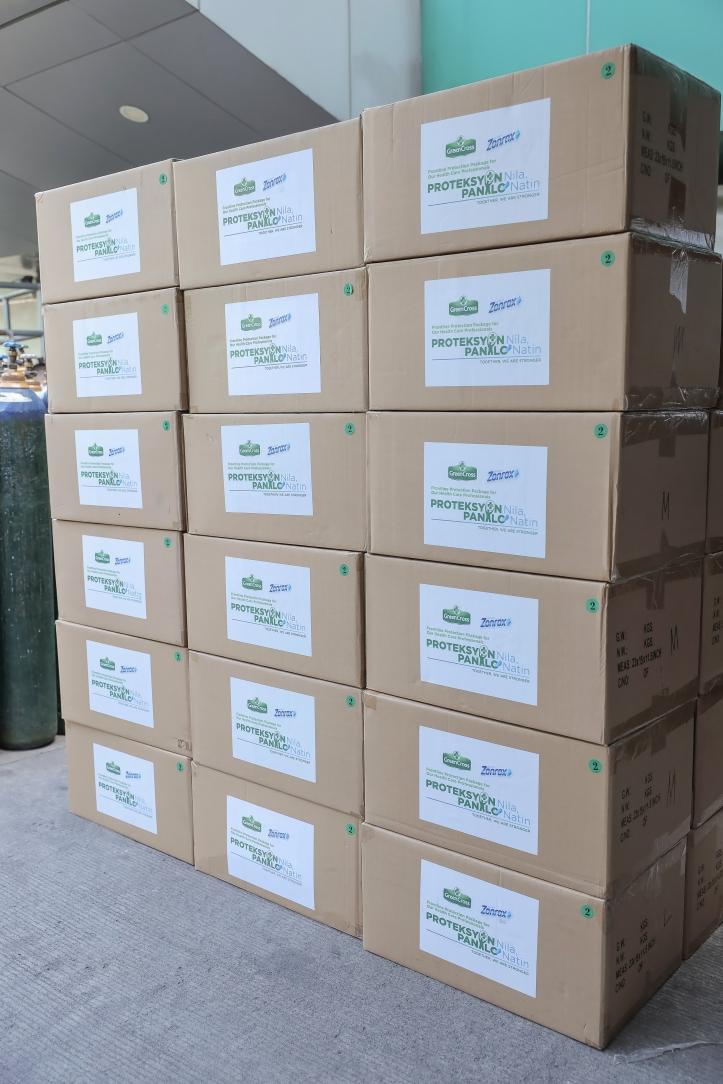 Tondo Medical Center Donation Boxes