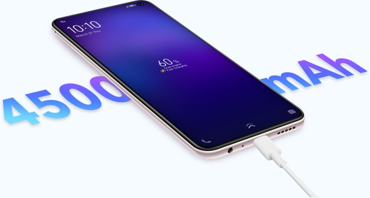 V19 Neo charging