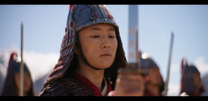 MULAN 2020 Disney Live Action (2)