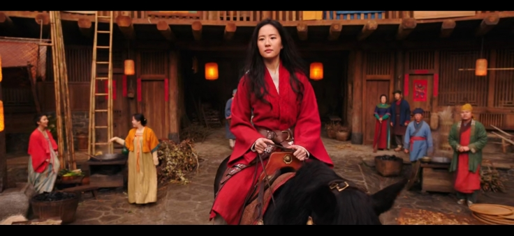 MULAN 2020 Disney Live Action (5)