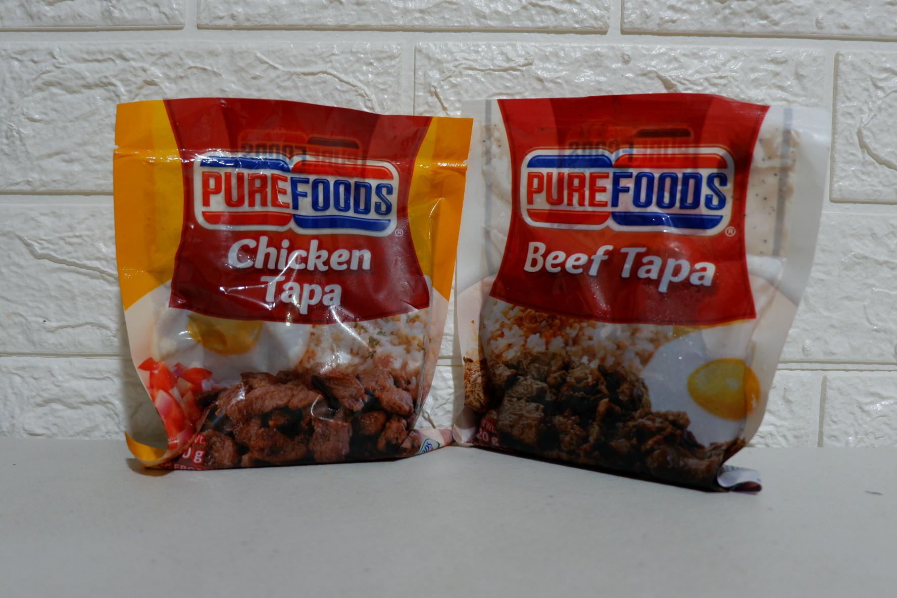 purefoods tapa 6