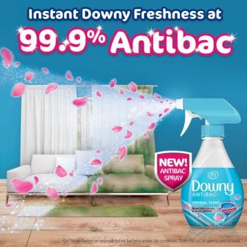 Downy Antibac+ Fabric Spray (1)