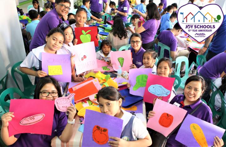 Joy Schools 10 years 2