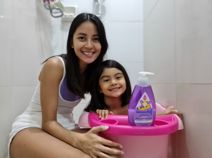 Mommy Bianca and Lucia