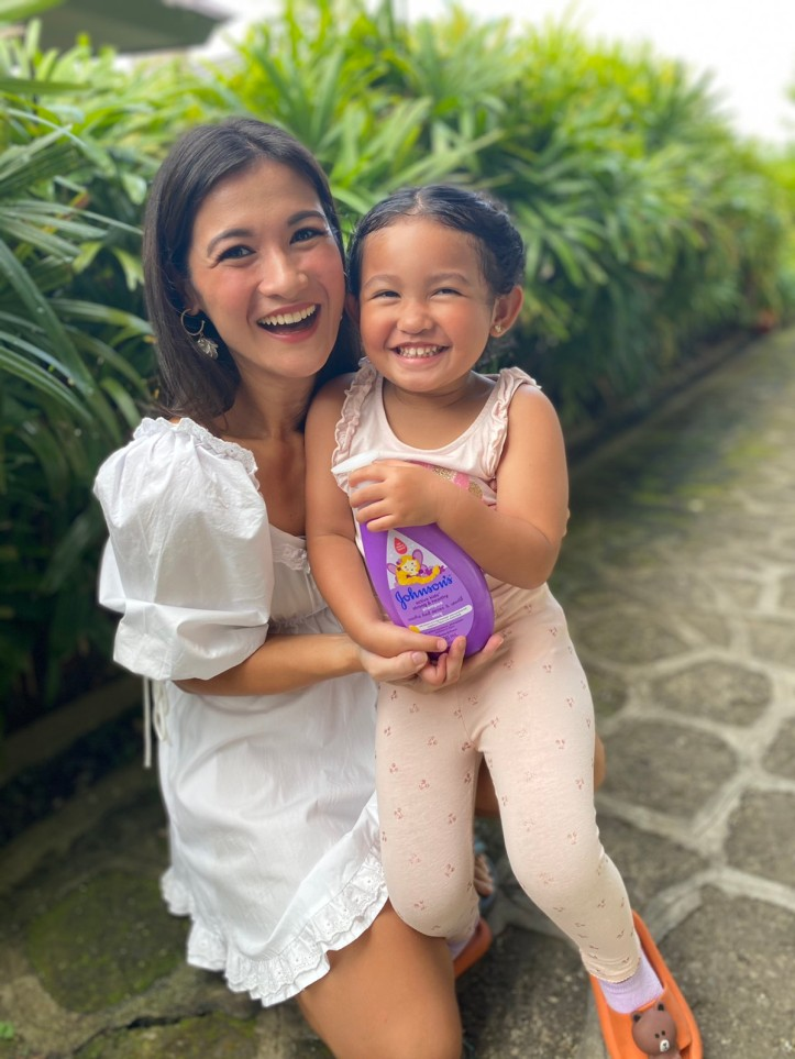 Mommy Camille and Nala