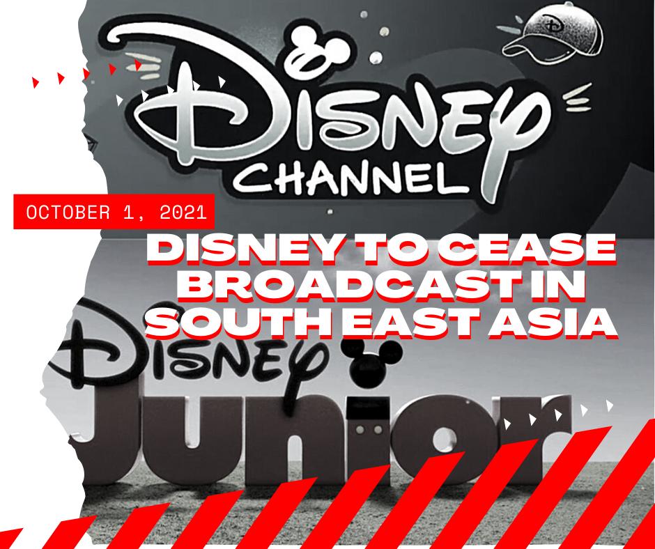 DisneyCeasesBroadcastinSEA