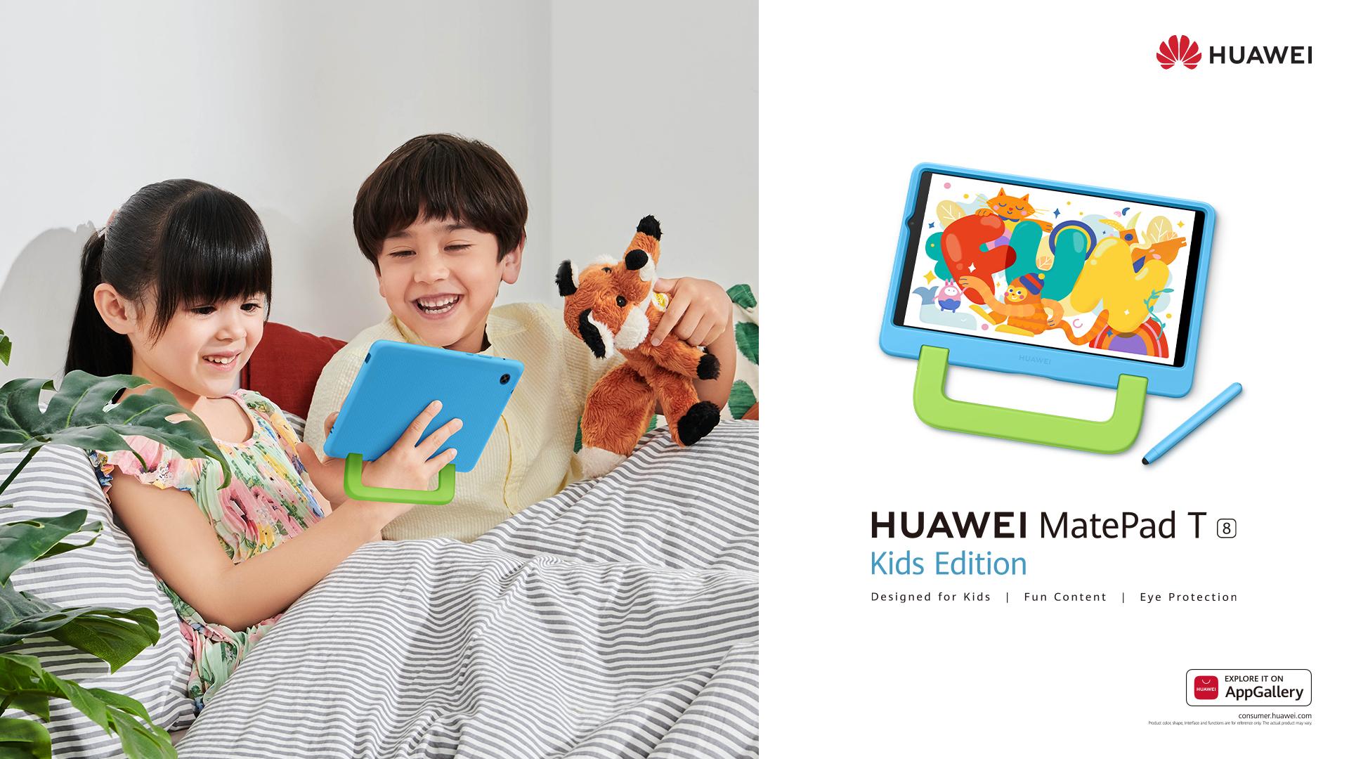 HuaweiMatePadT8KidsEdition1